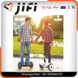 Roue deux 10 pouces de scooter intelligent d'équilibre de scooter de panneau électrique de vol plané
