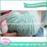 Lavoro a maglia del filato fantasia -11 del cotone delle lane dei guanti del poliestere