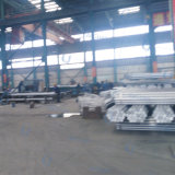Прессованная 6061 6063 заварка штанги Durafix алюминиевого заготовки T5 T6 алюминиевая
