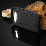 Caricatore portatile impermeabile di iPhone di energia di energia solare con l'indicatore luminoso del LED
