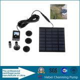 Solar-Wasser-Pumpen-angeschaltene Bohrloch-Hochdruckpumpe Gleichstrom-24V für tiefe Vertiefung