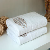 Hôtel promotionnel / Ménage en coton Bath / Face / Hand / Beach Towel