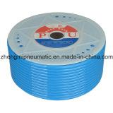 Берег a шланга 95 полиуретана пневматический голубой (6*4mm*200M)