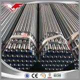 Linhas de aço parafusadas e Socketed de rosqueamento de tubulação padrão de aço galvanizado da tubulação BS1387 das câmaras de ar BS21 de tubulação