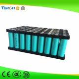 Pacchetto ricaricabile di vendita caldo della batteria dello ione 2500mAh 3.7V 18650 del litio