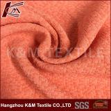 Tissu de Spandex de polyester gravant 95 le tissu en relief d'élastique de Spandex du polyester 5