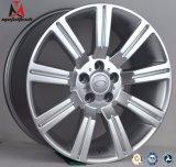 Borde de la rueda de la aleación de range rover del alto rendimiento de la talla 20*9.5