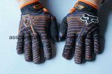 Померанцовое популярное новое вспомогательное оборудование Motocross участвуя в гонке перчатки (MAG09)