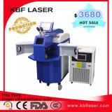 2016 금 세공인과 보석상을%s 최신 판매 Laser 점용접 기계