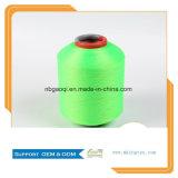 Buntes Polyesterspandex-Gewebe für Verkaufs-Garn 40150/48f