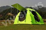 Automatische kampierende Facetten-Zelte für das Wandern Einfach-Öffnen