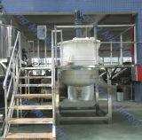 PVC ou PP, misturador plástico material do PE