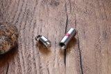 Bijoux fantaisie pour hommes Collier pendentif en acier inoxydable 316L