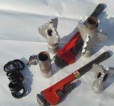 Perforadora del receptor de papel de agua de Hf150e para la venta