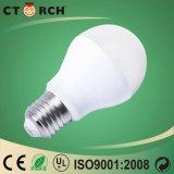 Ctorch-DEL lampe 5W d'ampoule de la source lumineuse PC+Al avec l'UL de la CE