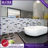 フォーシャンJuimsiの製陶術の防水簡単なモザイク壁のタイルTVの壁の浴室