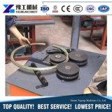 Rebar 구부리는 굴렁쇠 기계 강철봉 벤더 둥근 장비 철 로드 구부려진 구부리는 기계장치