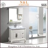 Vanité à la maison moderne de salle de bains de PVC de meubles