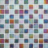 Azulejos de mosaico de cristal del material de construcción para la pared de la cocina