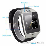 Montre intelligente initiale NFC Bluetooth Smartwatch d'Aplus Gv18