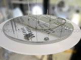 Colgante de luz LED Matrix moderna Oficina Comercial ultrafino Ronda