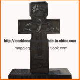 De Grafsteen van de Engel van het graniet voor Kerkhof voor het Monument mm1734 van de Familie