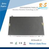새로운 도착 Auo 15.6 인치 호리호리한 40pin 광택 있는 휴대용 퍼스널 컴퓨터 LCD 모듈 B156xw04 V5