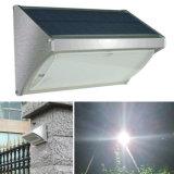 2017 más nuevos productos de iluminación exterior a distancia Solar Power Control Radar 56 LED de pared de movimiento del sensor montado en la Luz de seguridad inalámbrica para Jardín, Camino, Yard