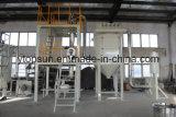 Machine de production d'enduit de poudre avec des services satisfaisants