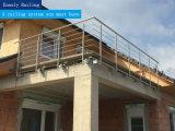 Projeto interno e ao ar livre dos trilhos de Baclony para o aço inoxidável Handrial
