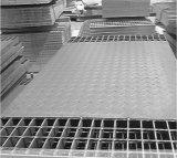 Grating van het Staal van de loopbrug voor de Plaat van de Arbeider