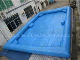 Hochwertiger aufblasbarer Swimmingpool mit kleinem Sitz