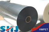 Металлизированная пленка любимчика для упаковывать (VMPET PT)