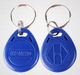 Identificação azul barata Keyfob da proximidade RFID do controle de acesso 125kHz (SD2)