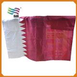 Bandeira nacional de United Arab Emirates do poliéster grande (HYNF-AF005)
