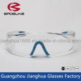 Vetro promozionale di sicurezza sul lavoro dei nuovi di modo occhiali di protezione su ordinazione della cipolla per l'occhio protettivo