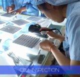 Un panel policristalino de la energía solar del grado 260W