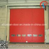 Porta rápida de alta velocidade rápida automática do PVC (ST-001)