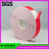 Fita dobro preta Pressure-Sensitive da espuma da face do PE de Somitape Sh333b05