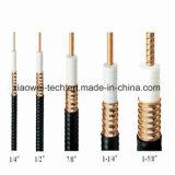 50-32 (1-1/4 '') câble coaxial de liaison de transmission de rf