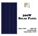 el panel solar cristalino polivinílico del módulo de 300W picovoltio (GPP300W72)