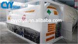 低温液化ガス窒素の酸素のアルゴンLPG ISOタンク容器