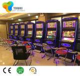 Vendas de fabricante eletrônicas Yw do gabinete da moeda do metal da máquina de entalhe