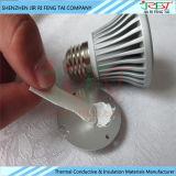 Grasa de silicón conductora arriba termal del disipador de calor para CPU/LED