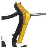 Equipo ancho ISO-Lateral de la aptitud de la fuerza del martillo de la prensa del pecho (NHS-1003)
