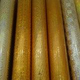 Sellado caliente de la hoja del traspaso térmico del oro para el papel
