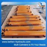 Cilindro de la elevación del auge del cilindro de la elevación hidráulica