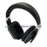 Активно шум отменяя наушники беспроволочного Над-Уха Bluetooth стерео с микрофоном
