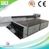 회사 광고를 위한 큰 체재 알루미늄 장 UV 평상형 트레일러 인쇄 기계