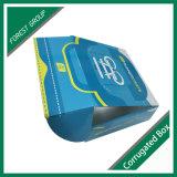 Caixa de sapata ondulada de papel para a venda por atacado
